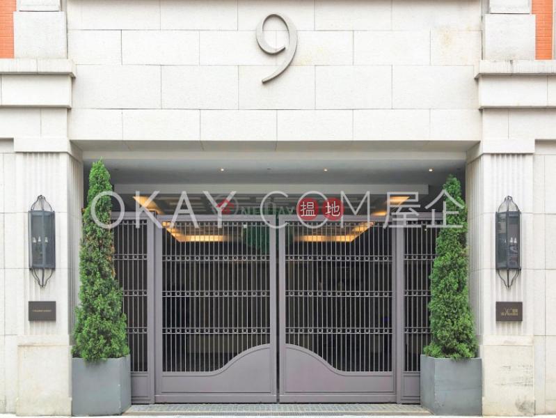 Stylish 2 bedroom with balcony | For Sale, 9 Warren Street | Wan Chai District Hong Kong Sales HK$ 23M