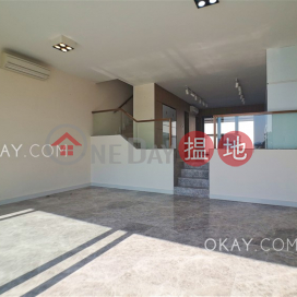 Unique house with rooftop, balcony   For Sale Tsam Chuk Wan Village House(Tsam Chuk Wan Village House)Sales Listings (OKAY-S385021)_0