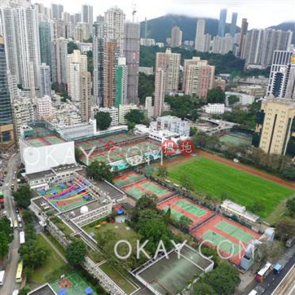 3房2廁,實用率高,極高層,星級會所《柏景臺1座出租單位》 柏景臺1座(Park Towers Block 1)出租樓盤 (OKAY-R29124)