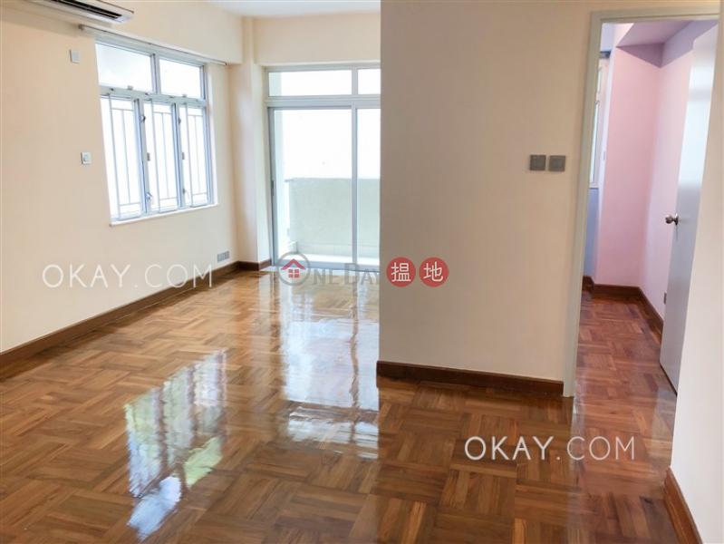 Tasteful 4 bedroom with balcony & parking | Rental | Golden Fair Mansion 金輝大廈 Rental Listings