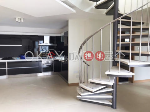 Beautiful 3 bed on high floor with sea views & rooftop | Rental|(T-35) Willow Mansion Harbour View Gardens (West) Taikoo Shing((T-35) Willow Mansion Harbour View Gardens (West) Taikoo Shing)Rental Listings (OKAY-R51441)_0