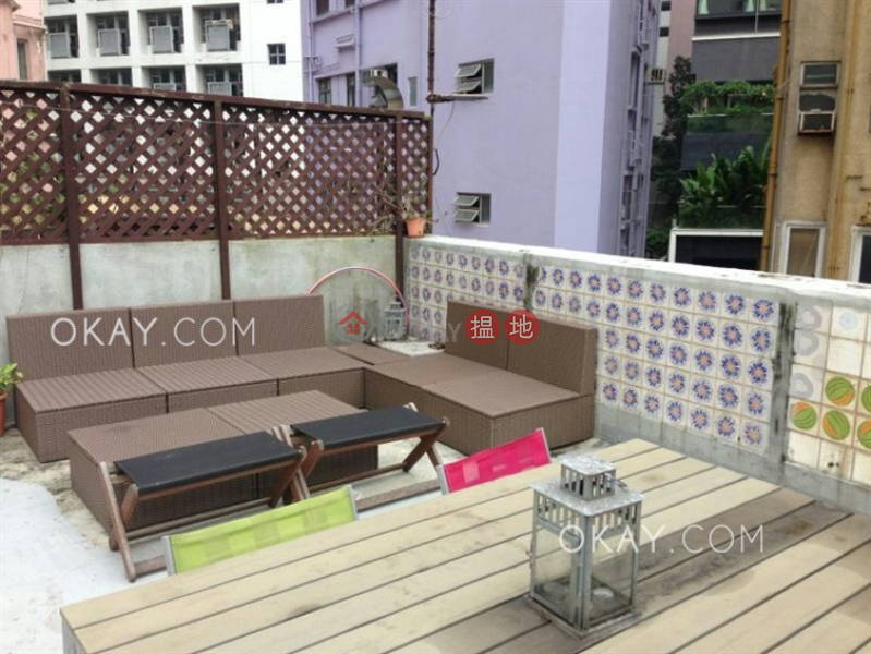 Property Search Hong Kong | OneDay | Residential Rental Listings Intimate 2 bedroom on high floor with rooftop | Rental
