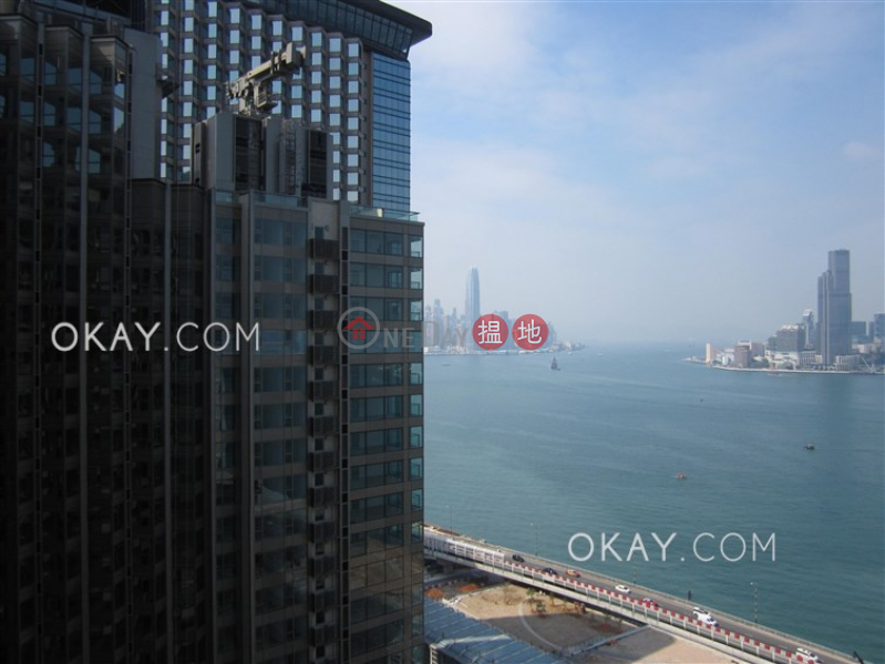Unique 2 bed on high floor with harbour views & balcony   For Sale   Harbour Glory Tower 6 維港頌6座 Sales Listings