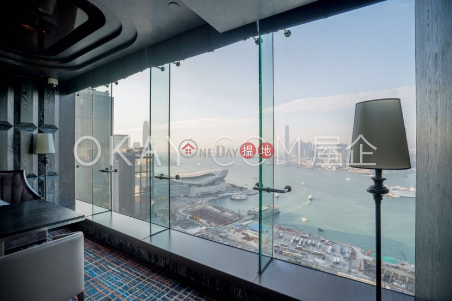 Luxurious 1 bedroom with balcony   For Sale   The Gloucester 尚匯 Sales Listings