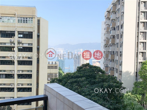 Lovely 4 bedroom with balcony & parking   Rental Block B Wilshire Towers(Block B Wilshire Towers)Rental Listings (OKAY-R392019)_0