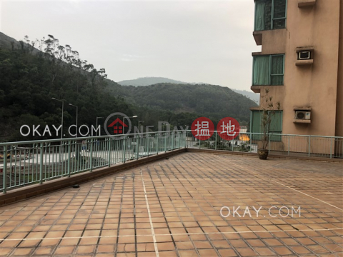 Unique 1 bedroom with terrace | Rental|Lantau IslandDiscovery Bay, Phase 12 Siena Two, Graceful Mansion (Block H2)(Discovery Bay, Phase 12 Siena Two, Graceful Mansion (Block H2))Rental Listings (OKAY-R225105)_0