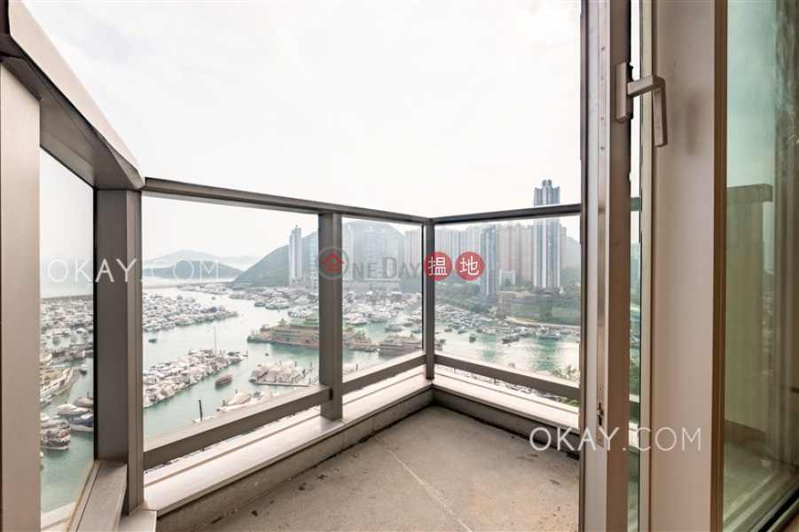 Gorgeous 3 bedroom with balcony & parking | Rental | Marinella Tower 2 深灣 2座 Rental Listings