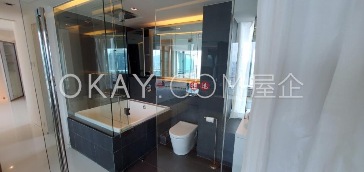 1房1廁,極高層,海景,星級會所蔚晴軒出租單位|蔚晴軒(Bella Vista)出租樓盤 (OKAY-R58005)