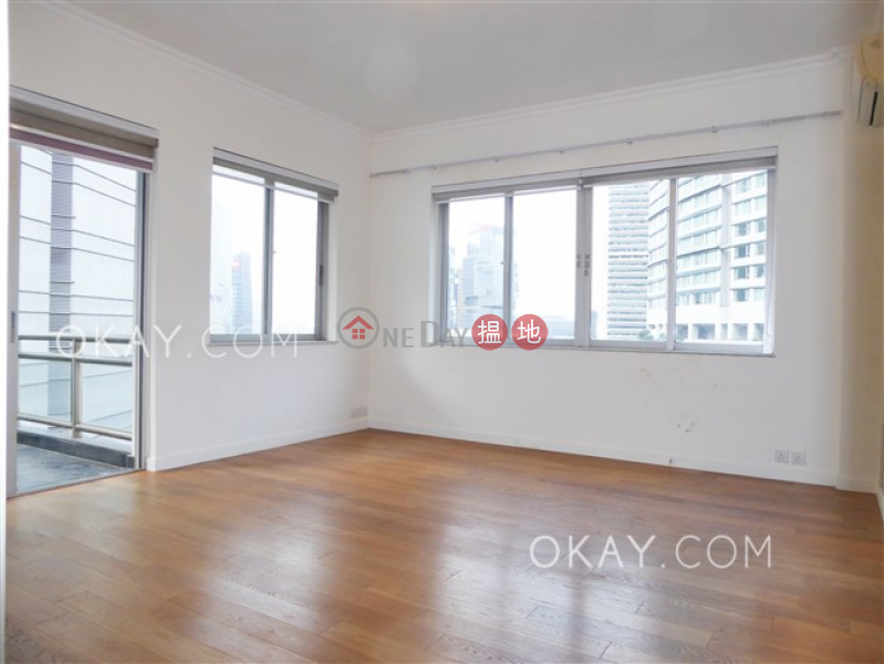 Exquisite 3 bedroom with balcony | For Sale | Grosvenor House 高雲大廈 Sales Listings