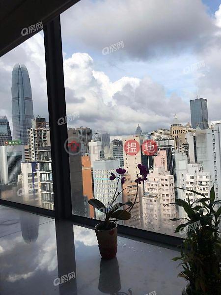 內街清靜,全新靚裝,景觀開揚《尚賢居租盤》-27士丹頓街 | 中區-香港-出租-HK$ 55,000/ 月