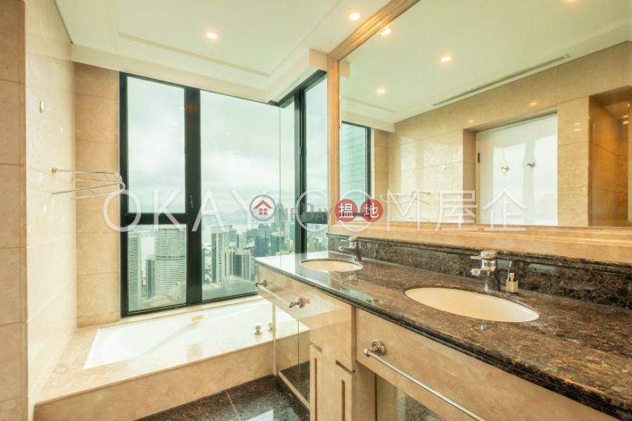 HK$ 122,000/ month, The Harbourview Central District, Efficient 4 bedroom with harbour views & parking   Rental