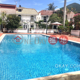Nicely kept house with parking | Rental|Sai KungBerkeley Bay Villa Block 8(Berkeley Bay Villa Block 8)Rental Listings (OKAY-R286493)_0