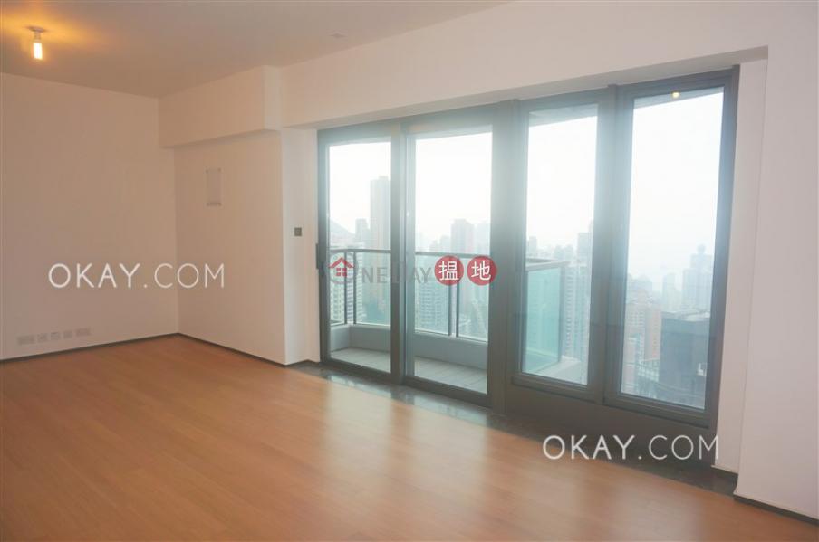 Lovely 2 bedroom on high floor with sea views & balcony | Rental | Arezzo 瀚然 Rental Listings