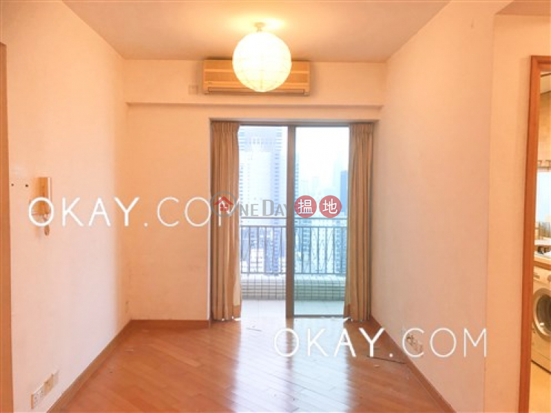 Property Search Hong Kong | OneDay | Residential, Rental Listings, Unique 2 bedroom on high floor with balcony | Rental