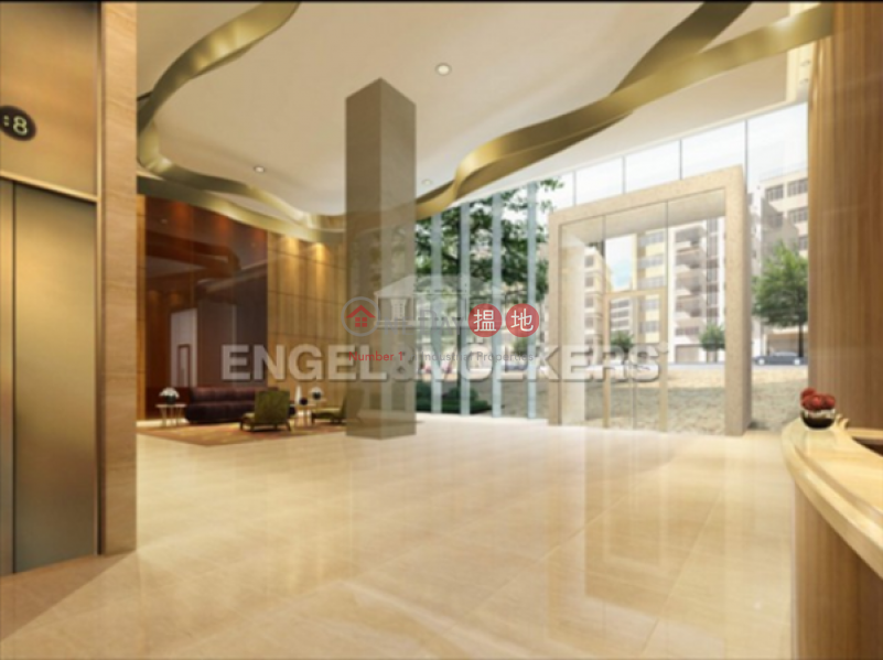 HK$ 12.5M Island Crest Tower 1 Western District 2 Bedroom Flat for Sale in Sai Ying Pun