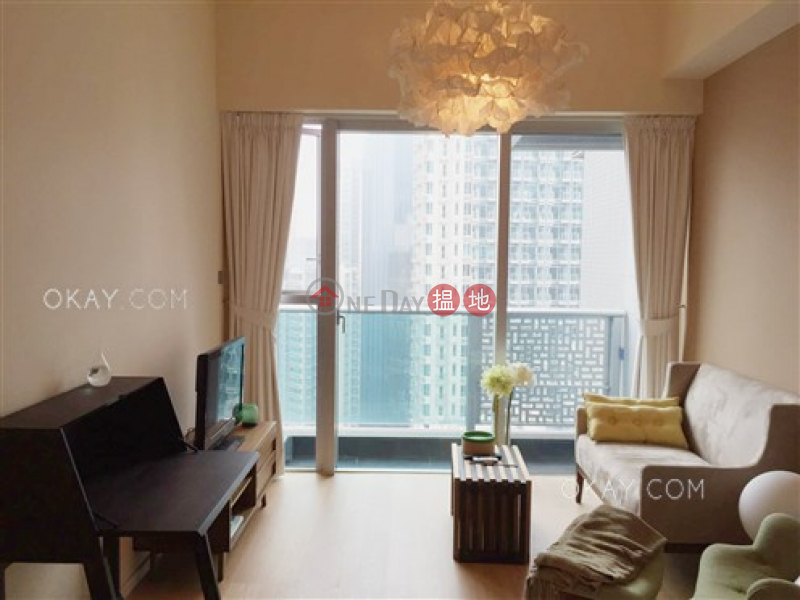 HK$ 8.5M, J Residence, Wan Chai District | Popular high floor with balcony | For Sale