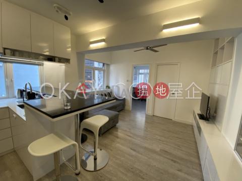 Lovely 2 bedroom on high floor | Rental|Western DistrictCentral Mansion(Central Mansion)Rental Listings (OKAY-R383981)_0