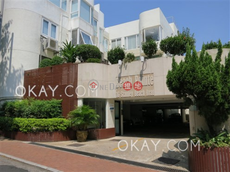 Efficient 4 bedroom with sea views, rooftop | For Sale | 16 Stanley Beach Road | Southern District Hong Kong Sales, HK$ 120M