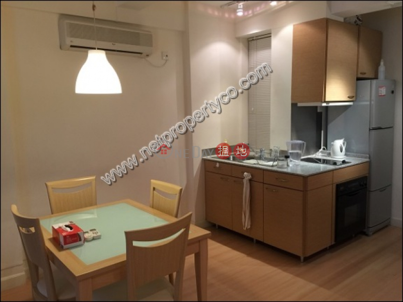 Spacious Studio Apartment in Causeway Bay for Rent | Lei Ha Court 禮希大樓 Rental Listings