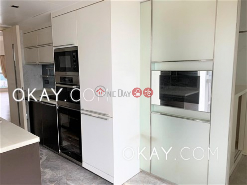 Stylish 4 bedroom on high floor with balcony | Rental | Imperial Seashore (Tower 6A) Imperial Cullinan 瓏璽6A座迎海鑽 Rental Listings