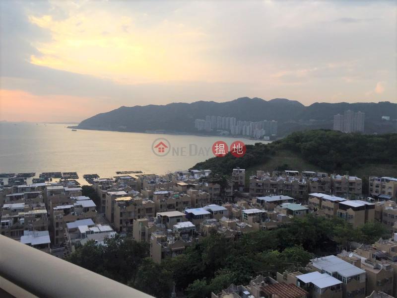 Park Island Medium-high level sea view unit | Park Island 珀麗灣 Rental Listings