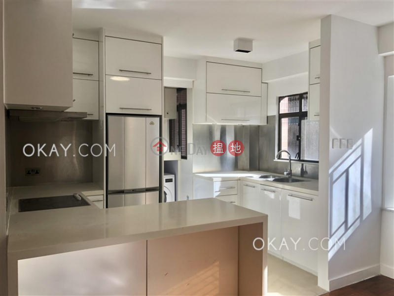 Unique 3 bedroom with parking | For Sale, Harvest Moon Villa 頌月花園 Sales Listings | Wan Chai District (OKAY-S314936)