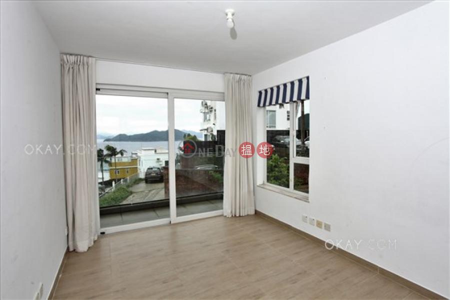 Exquisite house with sea views, rooftop & terrace | Rental | Tai Hang Hau Village 大坑口村 Rental Listings