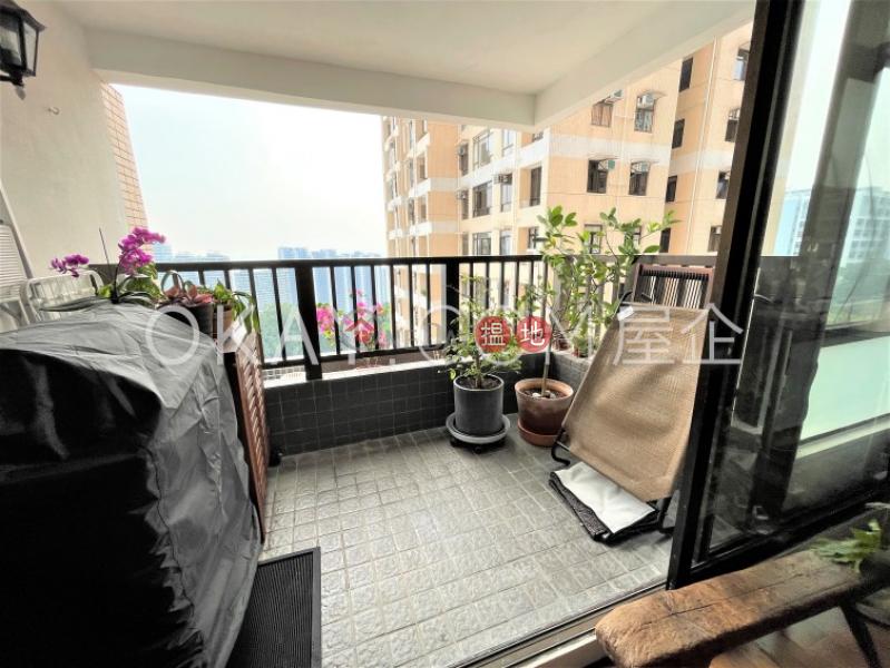 香港搵樓 租樓 二手盤 買樓  搵地   住宅出租樓盤3房2廁,實用率高,露台薄扶林花園 3座出租單位