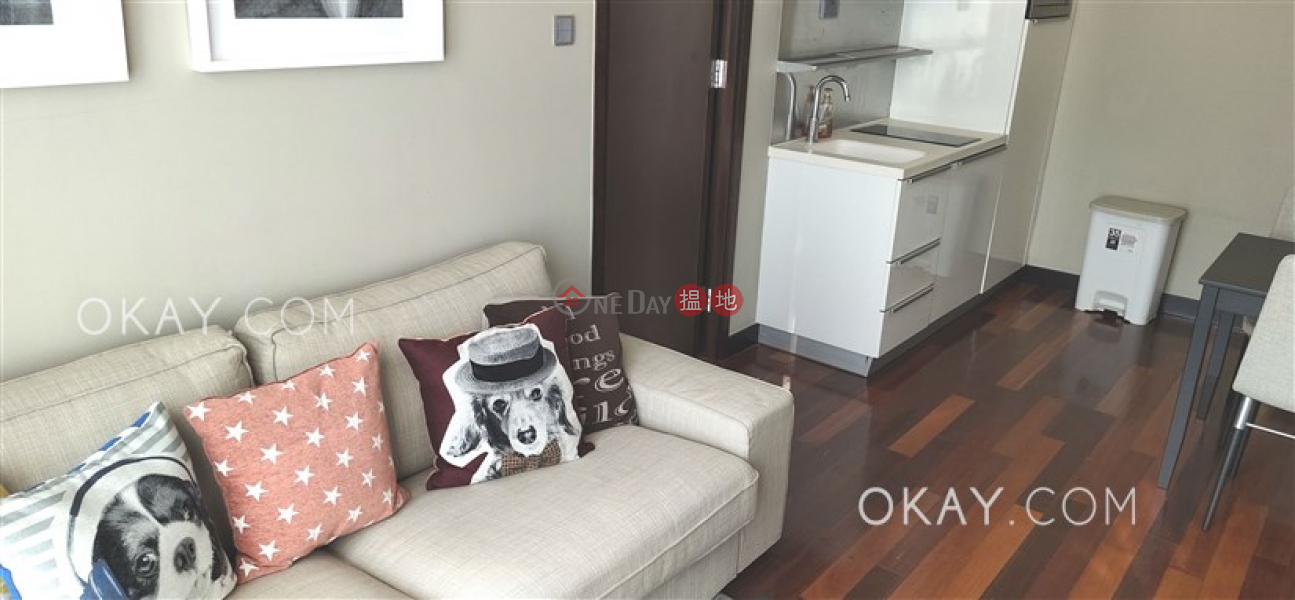 Unique 1 bedroom on high floor with balcony | Rental | 60 Johnston Road | Wan Chai District, Hong Kong, Rental, HK$ 28,000/ month