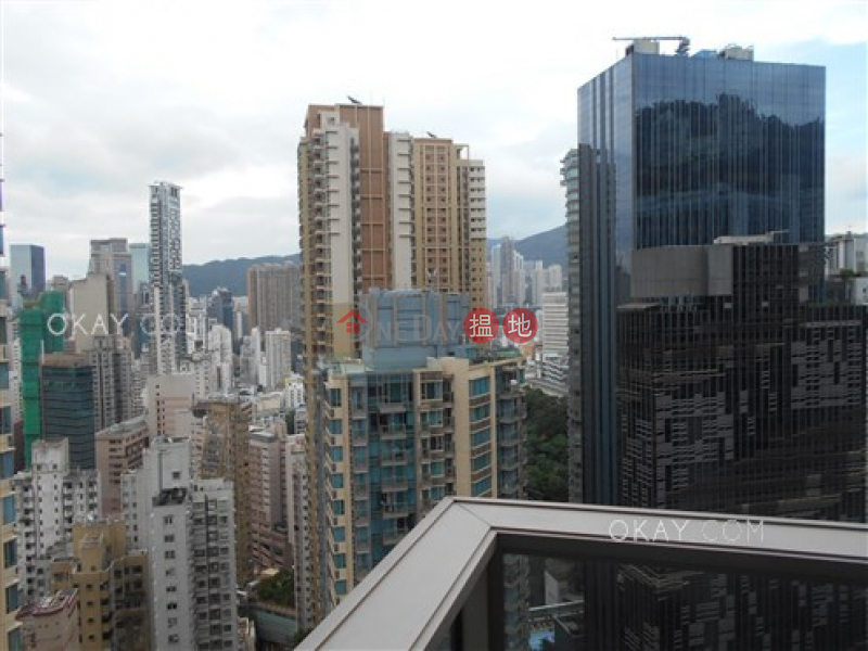 HK$ 45,000/ month The Avenue Tower 2 | Wan Chai District | Charming 2 bedroom on high floor with balcony | Rental