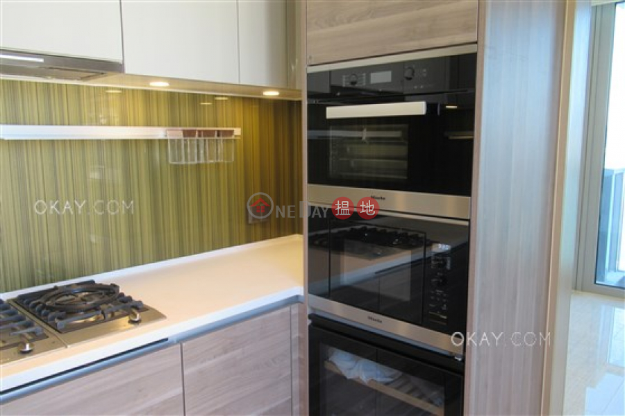 HK$ 67,000/ month   The Kennedy on Belcher\'s, Western District, Luxurious 3 bedroom on high floor with balcony   Rental