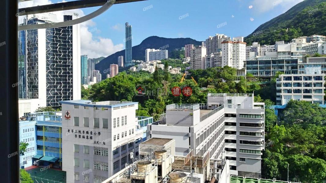 HK$ 13,000/ 月華都樓|灣仔區|開放式單位, 旺中帶靜, 交通方便, 觀景開闊華都樓租盤
