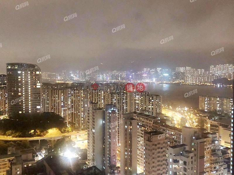 海景,名校網,新樓靚裝,名牌發展商,實用靚則《柏匯租盤》33成安街 | 東區香港-出租HK$ 18,000/ 月