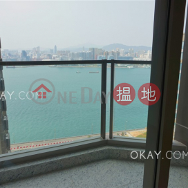 Charming 3 bed on high floor with sea views & balcony | Rental
