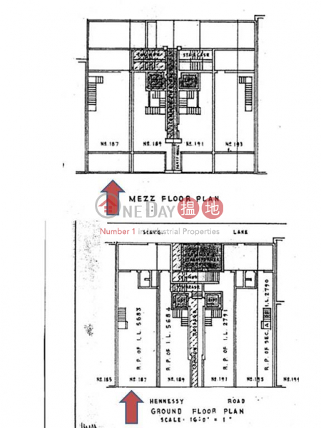 Shop for Rent in Wan Chai, Linfond Mansion 濂風大廈 Rental Listings | Wan Chai District (H000336179)