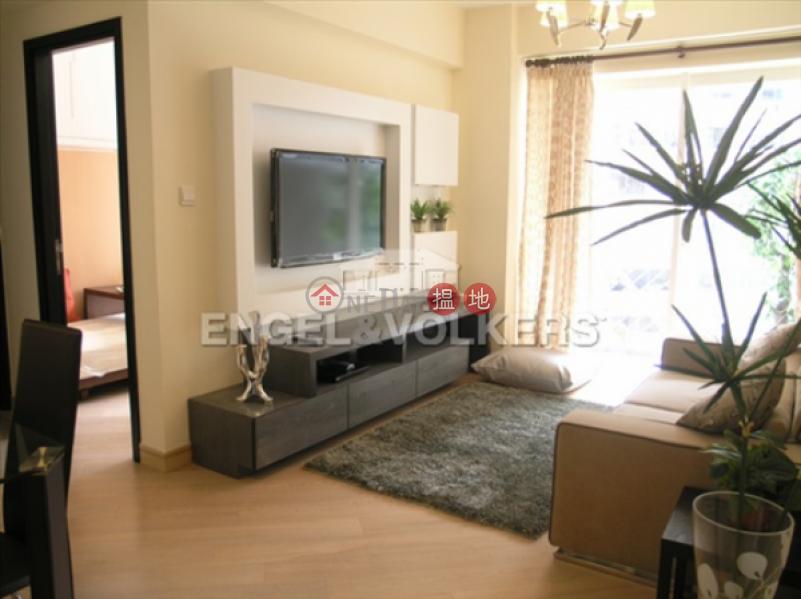 HK$ 1,700萬干德道38號The ICON西區|西半山兩房一廳筍盤出售|住宅單位