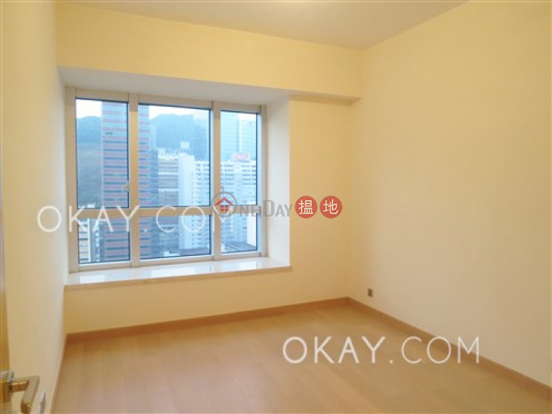 Unique 3 bedroom with balcony & parking | Rental | Marinella Tower 1 深灣 1座 Rental Listings