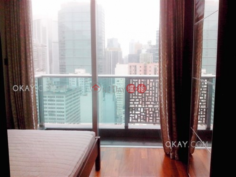 Stylish 2 bedroom on high floor with balcony   Rental, 60 Johnston Road   Wan Chai District, Hong Kong Rental, HK$ 37,000/ month