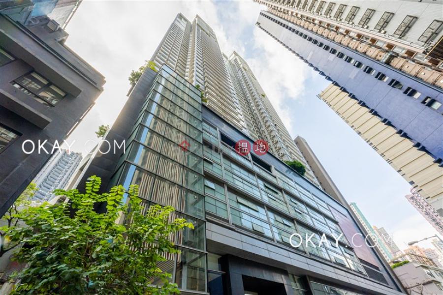 HK$ 53,000/ 月|聚賢居|中區3房2廁,極高層,星級會所,露台聚賢居出租單位