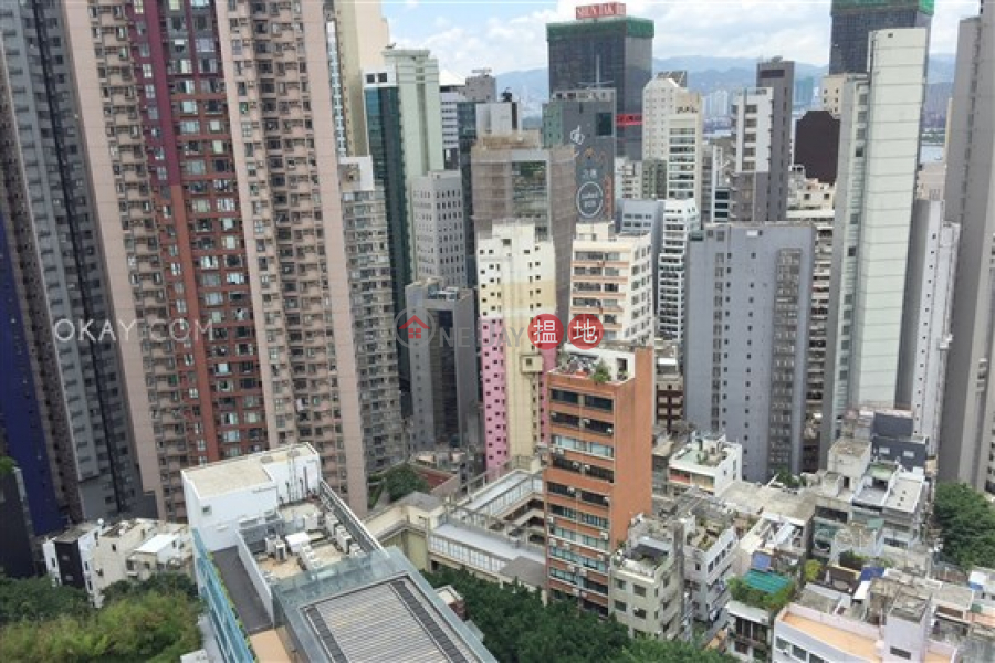 Property Search Hong Kong | OneDay | Residential Rental Listings, Charming 1 bedroom on high floor with balcony | Rental