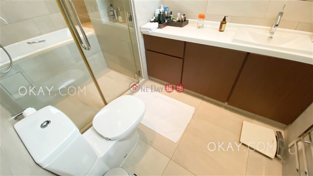 HK$ 39M Mannie Garden | Wan Chai District | Beautiful 3 bedroom with balcony & parking | For Sale