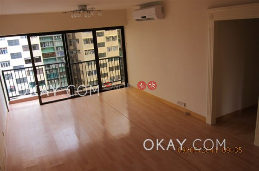 Popular 3 bedroom with balcony & parking | For Sale | Beverley Heights 富豪閣 Sales Listings