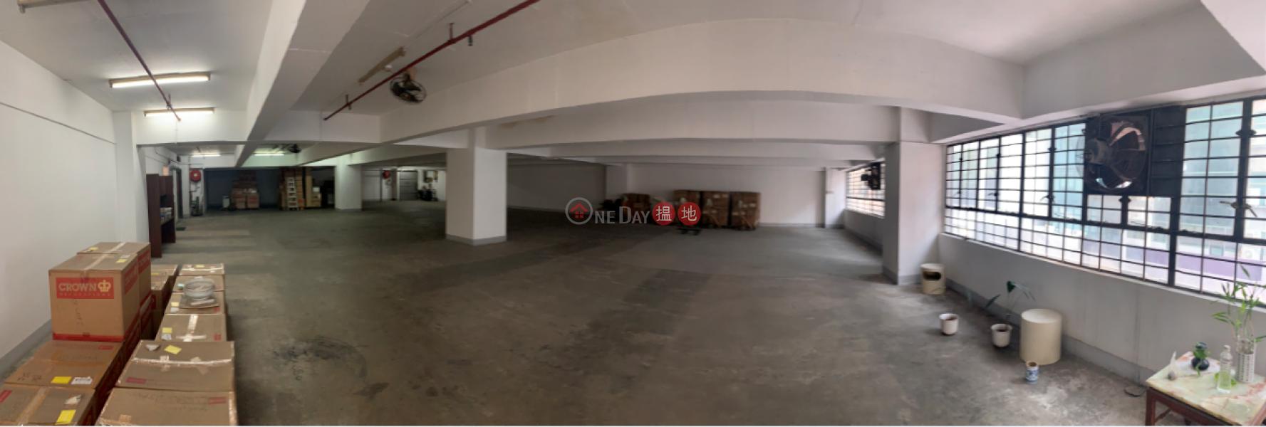 龍翔工業大廈|低層-工業大廈-出售樓盤HK$ 4,300萬