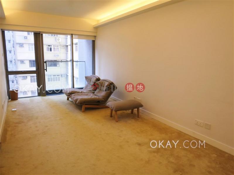 Generous 1 bedroom with balcony | Rental, Po Wah Court 寶華閣 Rental Listings | Wan Chai District (OKAY-R323539)
