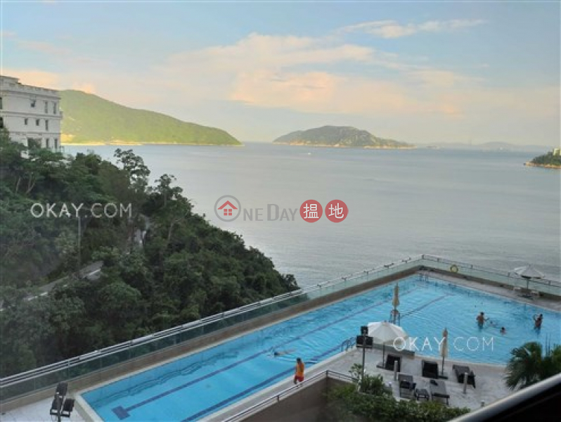 Beautiful 3 bedroom with sea views, balcony | For Sale | Pacific View 浪琴園 Sales Listings