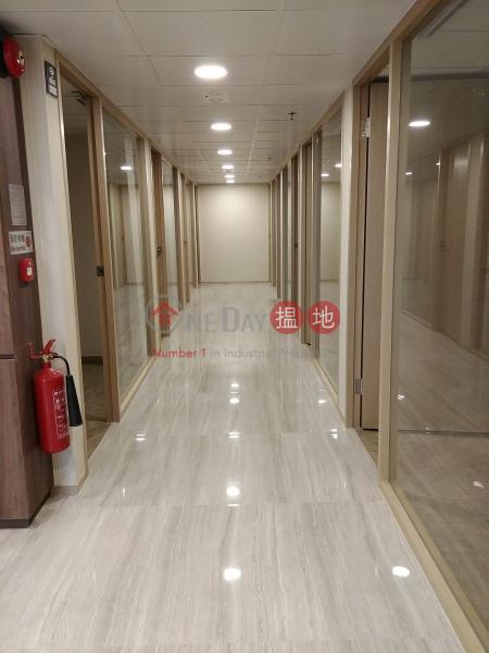 新場 全新裝修 玻璃幕牆 寫字樓工作室|15-17成業街 | 觀塘區香港出租|HK$ 3,500/ 月