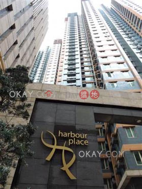 Practical 3 bedroom on high floor with sea views | Rental|Harbour Place(Harbour Place)Rental Listings (OKAY-R385064)_0