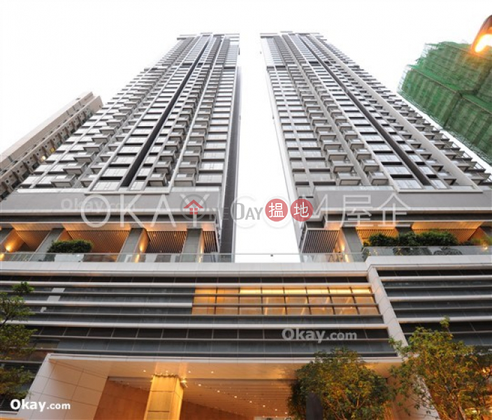 Popular 2 bedroom on high floor with balcony | Rental | Island Crest Tower 1 縉城峰1座 Rental Listings