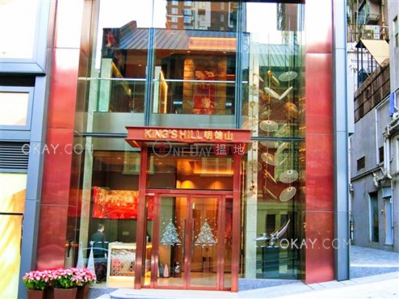1房1廁,可養寵物,露台《眀徳山出售單位》38西邊街 | 西區|香港-出售-HK$ 1,600萬