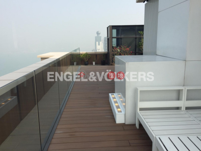 HK$ 250,000/ month | Harbour One Western District, 4 Bedroom Luxury Flat for Rent in Shek Tong Tsui